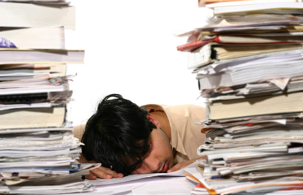 Project Document Control – a bit overwhelming?